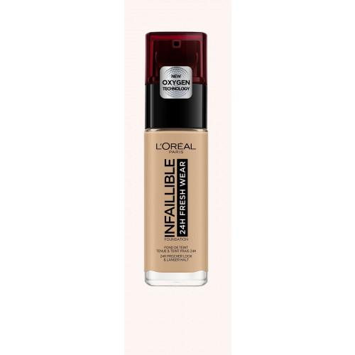 L'Oréal Paris Infaillible 24H Stay Fresh Foundation - 140 Golden Beige