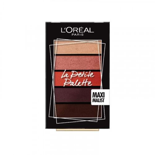 L'Oréal Paris Mini Eyeshadow palette - Maximalist