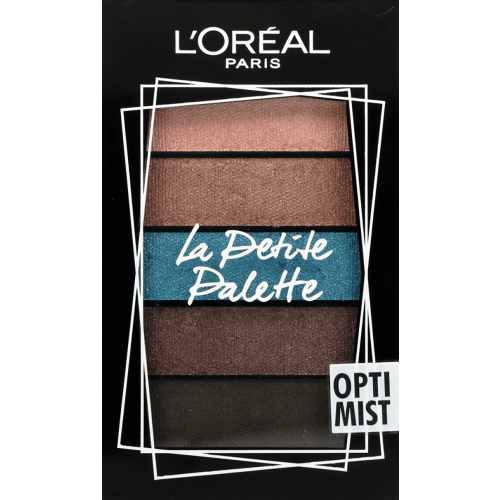 L'Oréal Paris Mini Eyeshadow palette - Optimist