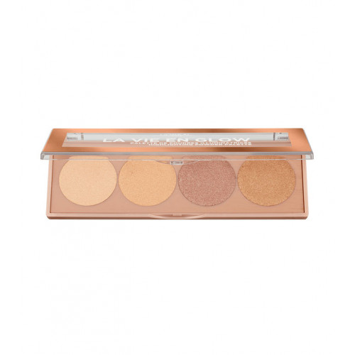 L'Oréal Paris La vie en glow highlighter palette