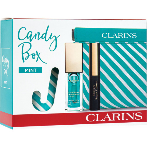 Clarins Giftset Candy Box Mint