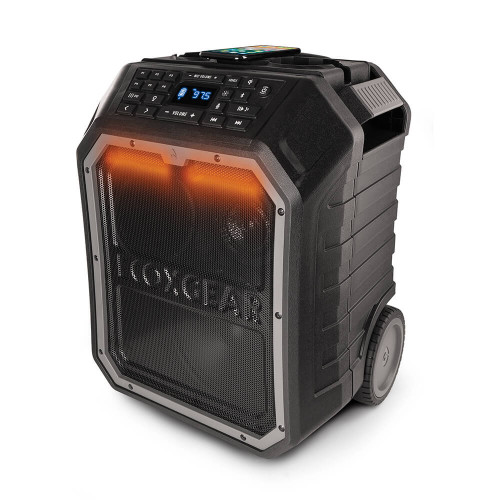 ECOXGEAR Högtalare EcoBoulder Max Trådlös Svart 120W IP67