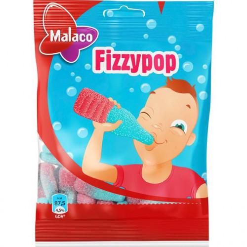 Malaco Fizzypop 80 g