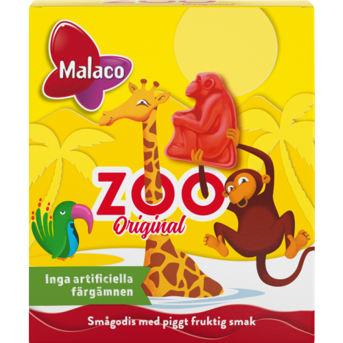 Malaco Zoo tablettask
