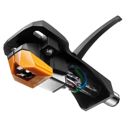 Audio-Technica Pickup, tonarmshuvud och elipt