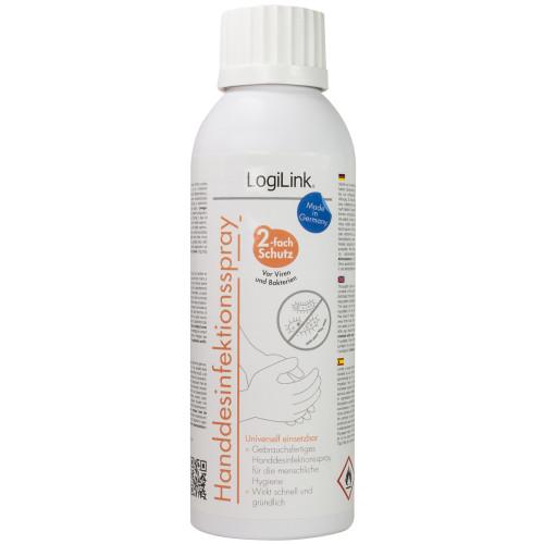 LogiLink Handdesinfektionsspray 150ml