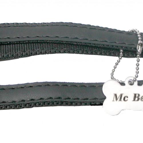Mc Ben Koppel skinnim McBen svart 10mm/180cm
