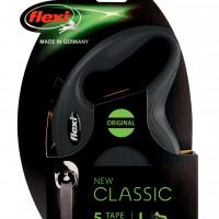 FLEXI Flexi Classic L Band svart 3-5 5m/max50kg