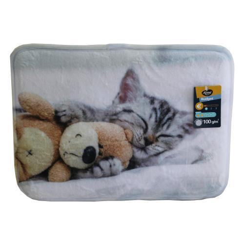 Sömn Dyna Budget Katt Aimé 40x30x2 cm
