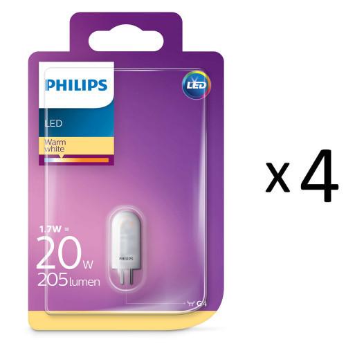 PHILIPS LED G4 20W (1,7W) 12V 4st