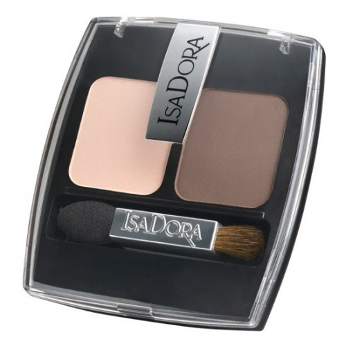 IsaDora Light & Shade Eye Shadow 85 Fresco Beige Matte