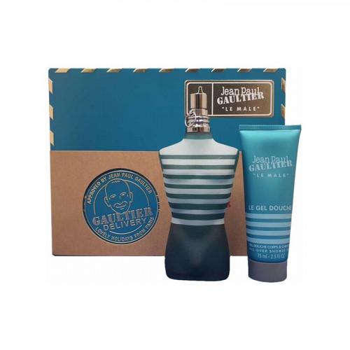 Jean Paul Gaultier Le Male Gift Set EdT 125ml & Shower gel 75 ml
