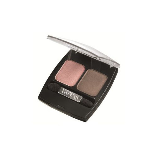 IsaDora Light & Shade Eye Shadow 33 Rose Tan