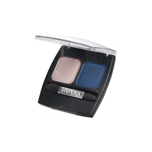 IsaDora Light & Shade Eye Shadow 34 Khaki Blues