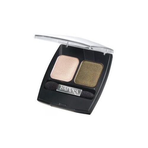 IsaDora Light & Shade Eye Shadow 35 Golden Green