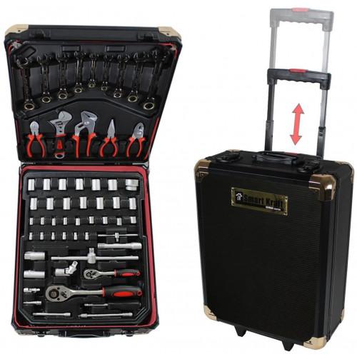 Smart Kraft Väska med 295 st verktyg