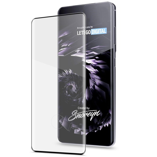 Celly Härdat glas 3D Galaxy S21 Ultr