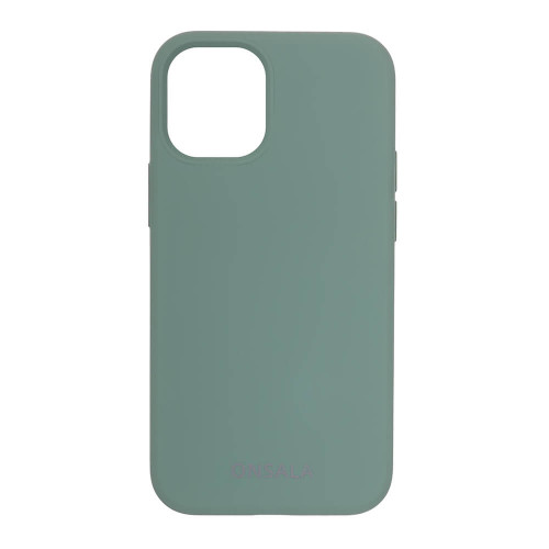 ONSALA Mobilskal Silikon Pine Green iPhone 12  Mini