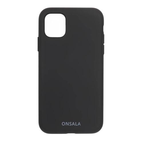 ONSALA Mobilskal Silikon Black iPhone 11 Pro
