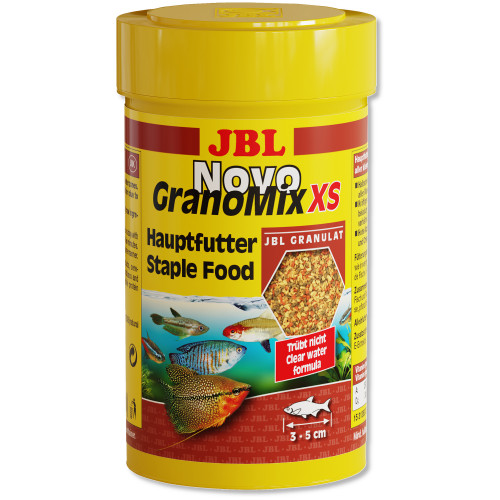JBL JBL NovoGranoMix XSmallpellets 100 ml