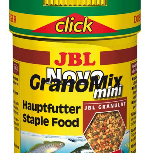 JBL JBL NovoGranoMix Minipellets Click 100 ml