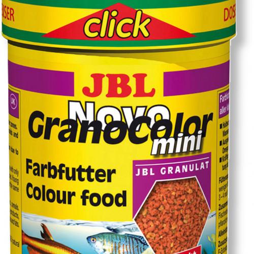 JBL JBL NovoGranoColor Minipellets Click 100 ml