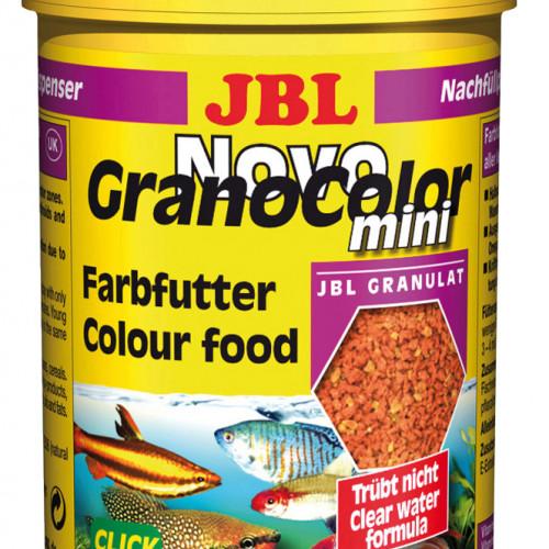 JBL JBL NovoGranoColor Minipellets 100 ml
