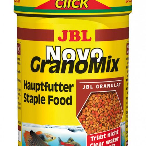 JBL JBL NovoGranoMix pellets Click 250 ml