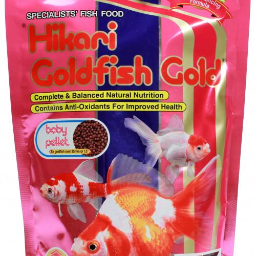 Hikari Hikari Goldfish Färg Baby 300 g
