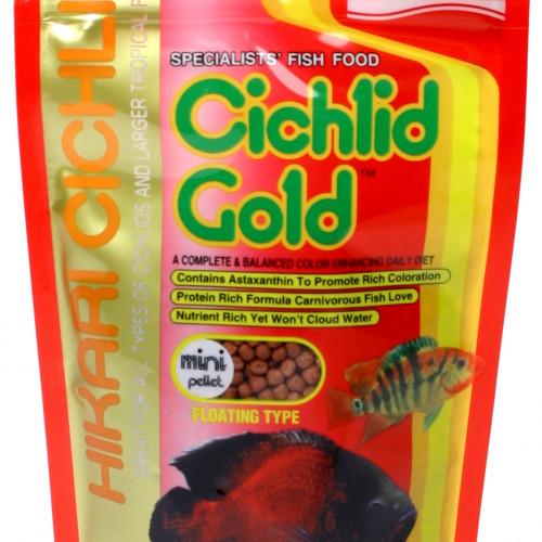 Hikari Hikari Ciklid Gold Färg Mini 57 g