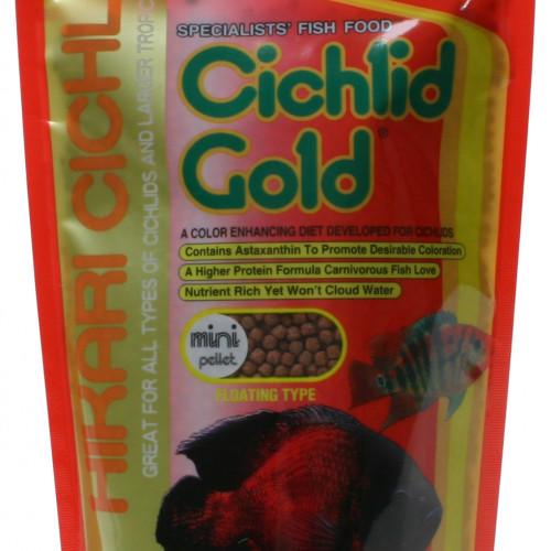 Hikari Hikari Ciklid Gold Färg Mini 250 g