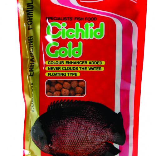 Hikari Hikari Ciklid Gold Färg Large 250 g