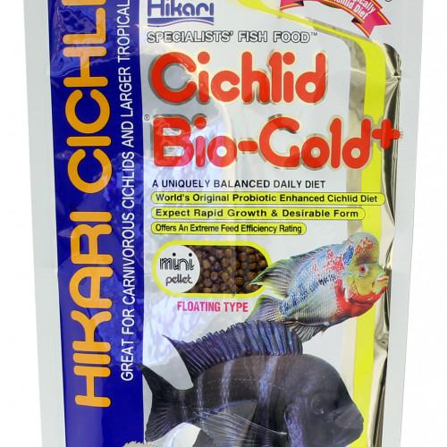 Hikari Hikari Ciklid Bio-Gold Plus Mini 250 g