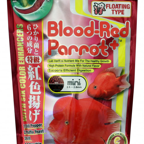 Hikari Hikari Blood-Red Parrot Plus Mini 333 g
