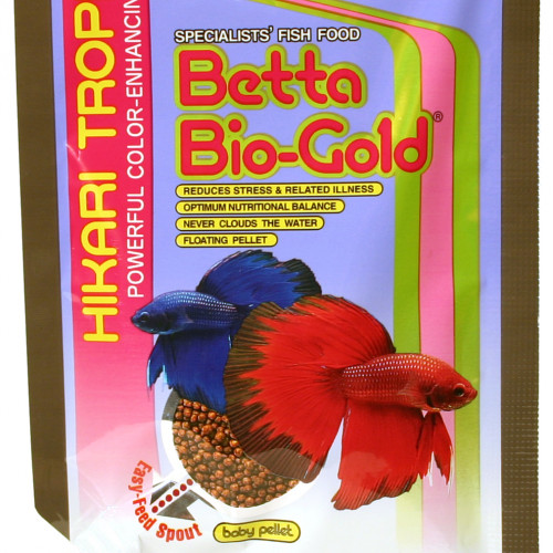 Hikari Hikari Betta Gold Kampfisk 20 g
