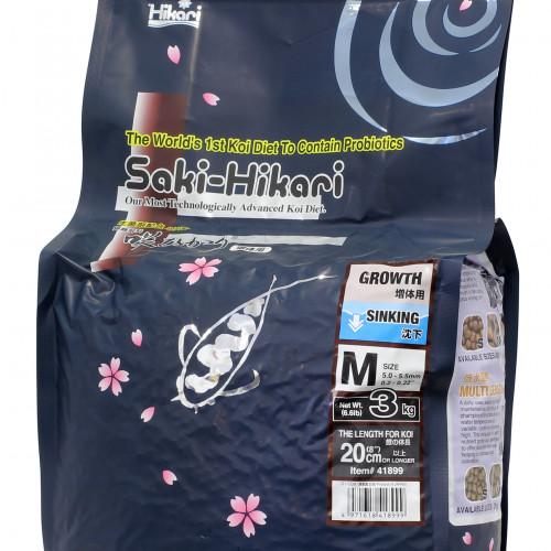 Hikari Hikari-Saki Growth Sinking Medium 3 kg