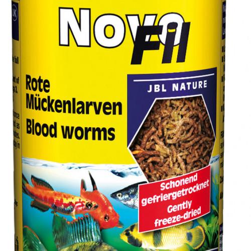 JBL JBL NovoFil Röda Mygglarver 100 ml