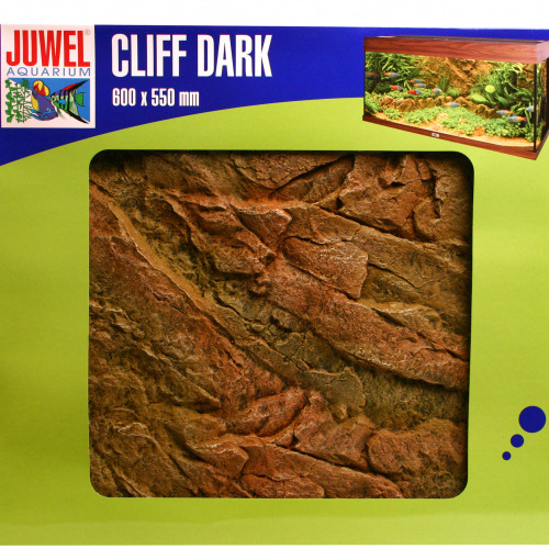 Juwel Bakgrund Cliff Mörk Juwel 60x55 cm