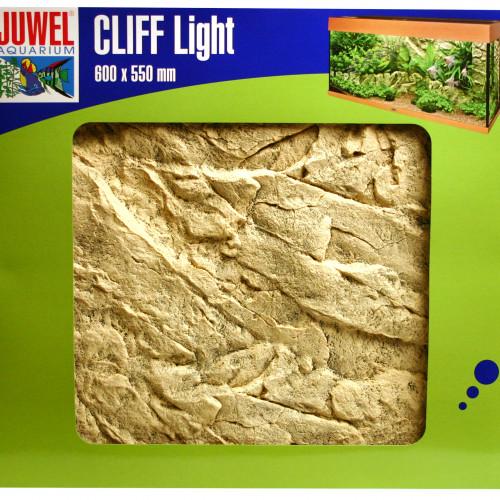 Juwel Bakgrund Cliff Ljus Juwel 60x55 cm