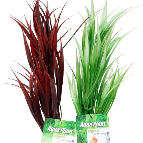 Sydeco Plastväxt Sword plant Sydeco 25 cm