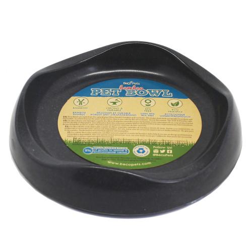 Beco Beco matskål Grå från växtfibrer 13,6x3cm