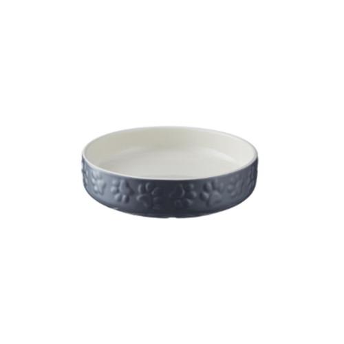 MASON CASH Keramikskål Grå/Vit MC d=130 h=30mm