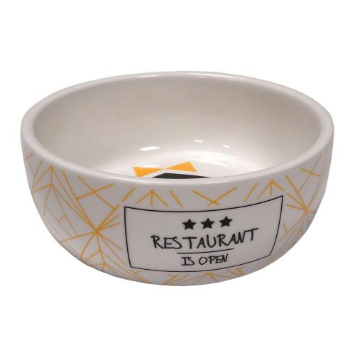 Tyrol Keramikskål Katt Restaurant Tyrol 120 mm