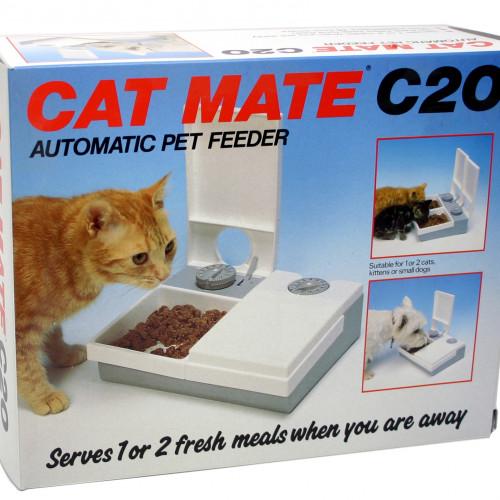 Pet Mate Foderautomat CatMate C 20