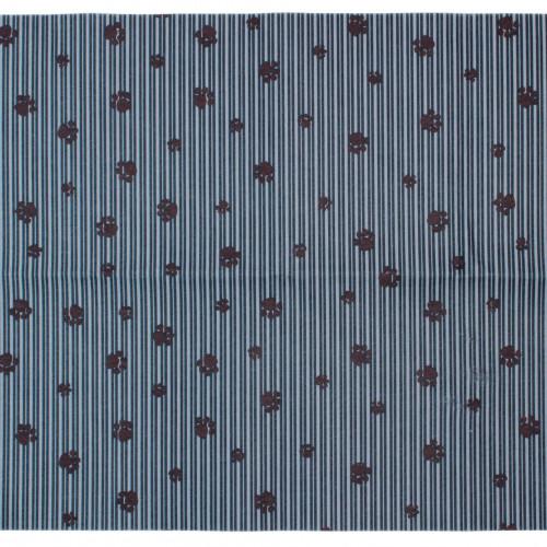 Drymate Kattsandsmatta Randigt grått/Tassar Drymate 70x50 cm