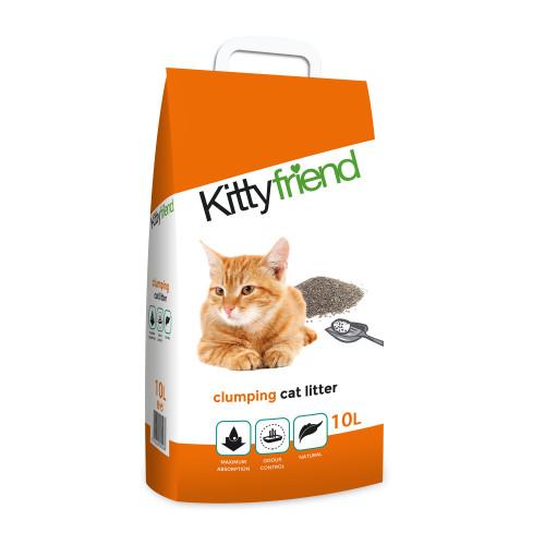 Sanicat Kitty Friend (Sanicat) kattsand 10 liter