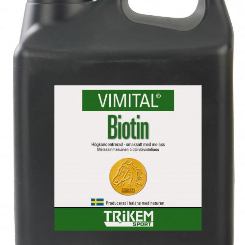 Trikem Vimital Biotin Flytande 1000 ml