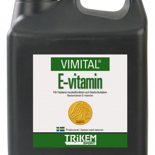 Trikem Vimital E-Vitamin Flytande 1000 ml