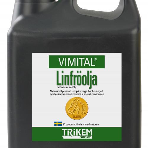 Trikem Vimital Linfröolja 2500 ml
