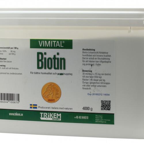 Trikem Vimital Biotin 4000 g